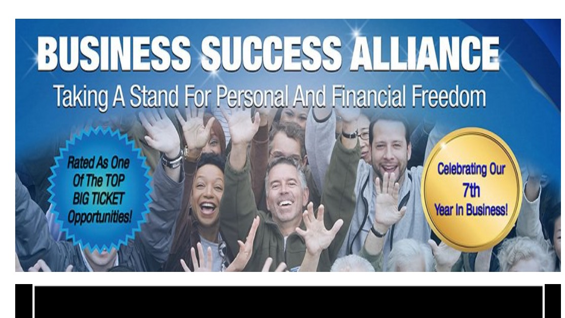 The Business Success Alliance Review | Business Success ...