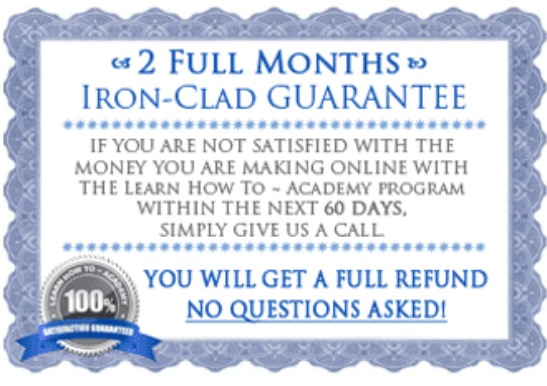 learn how to link academy guarantee