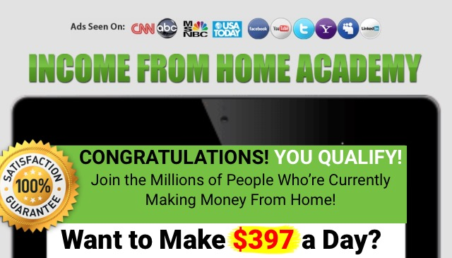 Income From Home Academy